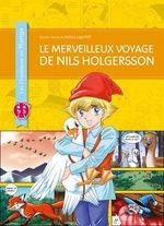 Le merveilleux voyage de Nils Holgersson Manga