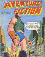 Aventures Fiction # 8