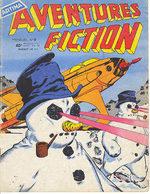 Aventures Fiction # 9