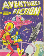 Aventures Fiction # 13