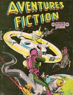 Aventures Fiction # 16
