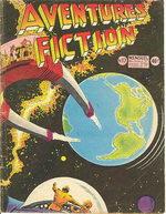Aventures Fiction # 17