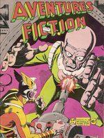 Aventures Fiction # 18