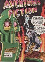 Aventures Fiction # 19