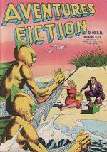 Aventures Fiction # 21