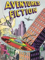 Aventures Fiction # 28