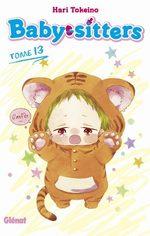 Baby-Sitters 13 Manga
