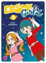 Cosmic Girlz 3 Manga