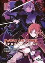 Sword Art Online - Progressive 5