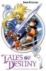 Tales of Destiny 1 Manga
