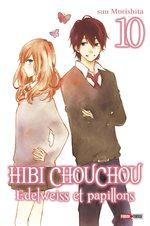 Hibi Chouchou - Edelweiss et Papillons 10