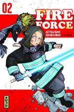 Fire force # 2