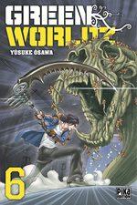 Green Worldz 6 Manga