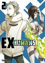 Ex-humans 2 Manga