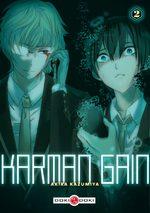 Karman Gain T.2 Manga