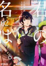 Your name. 2 Manga