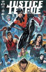 Justice League Univers # 13