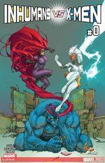 Inhumans Vs. X-Men 0