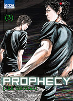 Prophecy - The copycat T.3 Manga