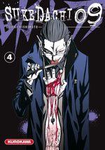 Sukedachi nine T.4 Manga