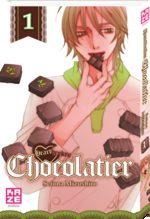Heartbroken Chocolatier 1 Manga