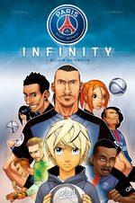 PSG Infinity 1 Global manga