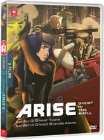 Ghost in the Shell Arise # 2