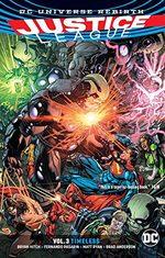 Justice League 3 Comics