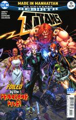 Titans (DC Comics) 10