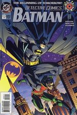 Batman - Detective Comics # 0