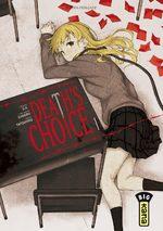 Death's Choice T.1 Manga