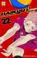 Haikyû !! Les as du volley 22