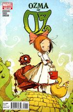Ozma la princesse d'Oz 1 Comics