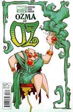 Ozma la princesse d'Oz 3 Comics