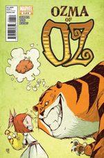 Ozma la princesse d'Oz 4 Comics