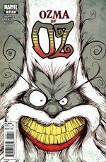 Ozma la princesse d'Oz 6 Comics