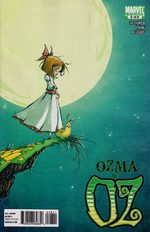 Ozma la princesse d'Oz 8 Comics