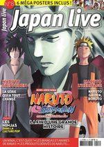 Japan live 8 Magazine
