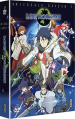 Log Horizon 2 1 Série TV animée