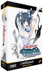 Danmachi - Familia Myth 1 Série TV animée