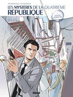 Les mystères de la IVème République 5 BD