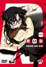 Read Or Die 1 OAV