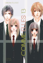 Comme Elles 13 Manga