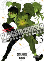 Gangsta: Cursed 3 Manga