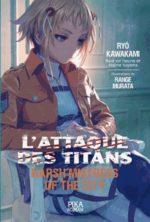 L'attaque des titans - Harsh mistress of the city 2