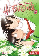 His Favorite T.10 Manga