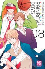 Rainbow Days # 8