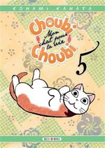 Choubi-choubi, mon chat pour la vie # 5