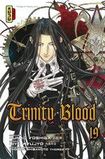 couverture, jaquette Trinity Blood 19