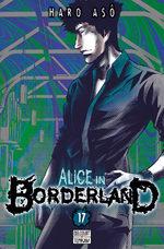 Alice in Borderland # 17